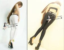 "1:6 Scale Black Bra+Thong Pants Underwear+Leggings Set F12"" PH HT Female Doll"