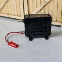 Miniatur Hydraulischer Kühlerlüfter 7,4V Kühlkörper für RC Baggerlader Kipper