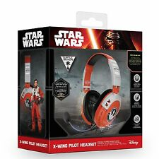 Turtle Beach Star Wars X-WING PILOT Gaming Headset (Mac, PC, ps4, Xbox One) Nuovo con Scatola