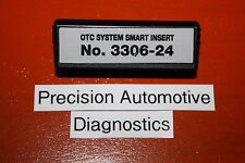 OTC 3306-24 Genisys Mentor Determinator Tech/Force Smart Insert J1962 OBDII OBD2