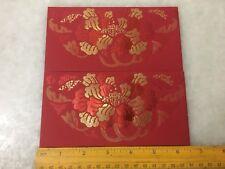 (JC) 2 pcs set RED PACKET (ANG POW) - MIZUHO (2)