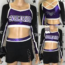 Real Cheerleading Uniform  Allstar  Evolution Adult Med