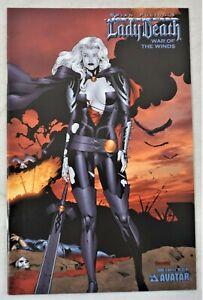 MEDIEVAL LADY DEATH: War of the Winds #5 NOV 2006 DIAmorim Avatar Press NM