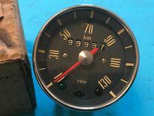 NSU Prinz 4 130 KMH Speedometer Oldtimer Tacho Genuine NOS