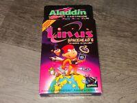 Linus Spacehead's Cosmic Crusade Nintendo Nes Brand New Sealed Aladdin Cart