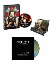 Resident Evil The Final Chapter First Limited Edition DVD + Bonus Amazon Limited