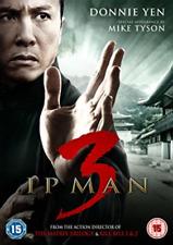 Ip Man 3  DVD NEW