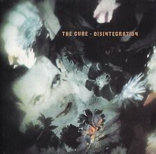 THE CURE : DISINTEGRATION / CD - TOP-ZUSTAND