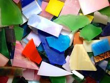 1 Pound Mosaic Scrap Stained Glass $5.50 Flat Rate Shipping