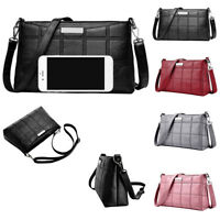 Women Ladies Handbag Work Bag Genuine Leather Medium Shoulder Tote Bag Crossbody