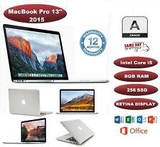 Apple MacBook Pro13''(2015) i5 2.7GHz - 8GB RAM - 512SSD - Retina Dis - A Grade