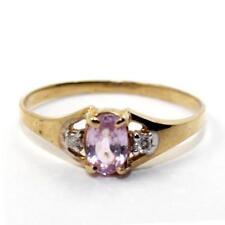 Sapphire 10k Fine Rings