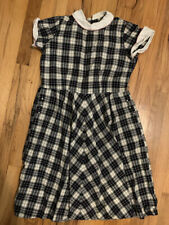 Vintage Gene Berk Classic plaid dress