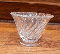 Vintage Fostoria Glass Colony Candy And/Or Serving Bowl