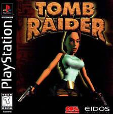 Tomb Raider - PS1 PS2 Playstation Game