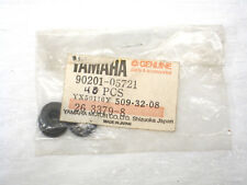 Genuine Yamaha Enticer Excel OEM Snowmobile Windshield Washers 90201-05721 NOS