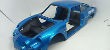 Body + Chassis Renault Alpine 1600S A110 Scale 1:8