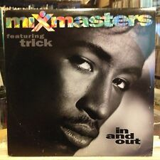 "[RAP]~NM 12""~MIXMASTERS~TRICK~In And Out~[Club~Radio~Instrumental~Beats]~[1991]"