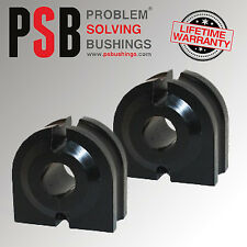 2 x BMW E60 5-Series Front M-Sport Anti Roll Poly PSB Bush 25.5mm ID 31356766509