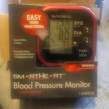 smartheart blood presure monitor