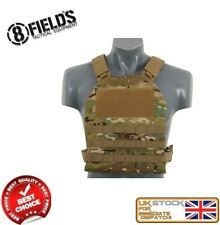MILITARY ARMY TACTICAL VEST MOLLE PLATE CARRIER MULTICAMO AIRSOFT M51611030-CP