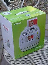 BRAND NEW Canon SELPHY ES30 Compact Photo Printer White