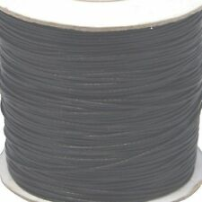 0.5mm / 1.5mm / 2mm - Korea Polyester Waxed cord - Jewellery Making - UK Seller