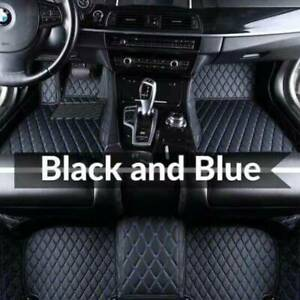 For Chevrolet Camaro 1987-2021  Custom non-toxic and odorles Car Floor Mats