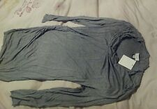 BNWT WITCHERY Gray casual cocktail work evening party dress size 16/Large