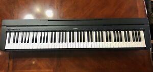 Yamaha P45 Keyboard - 88-Keys Weighted