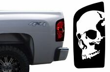 Vinyl Decal Skull Brake Light Wrap Kit for Chevy Silverado 1500/2500/3500 08-13