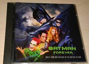 Batman Forever soundtrack CD Method Man Offspring Massive Attack PJ Harvey Seal