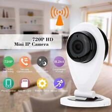 IP Camera 720p HD wifi outdoor security surveillance wireless Night Vision US KJ