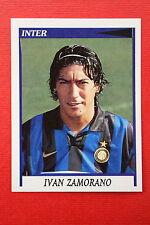 Panini Calciatori 1998/99 n. 136 INTER ZAMORANO DA EDICOLA