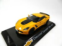 Chevrolet Corvette Z06 2017 - 1/43 Voiture IXO Supercars Edition Italienne S53
