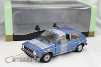 Vitesse 1:18 scale Volkswagen VW Golf 1 LS 1974 Rabbit(Blue) DieCast(Sun Star)