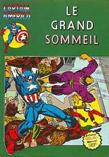 Artima / Arédit  Captain America    N° 10  série 1