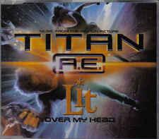 Titan AE- Over my head cd maxi single