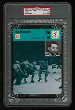 PSA 8.5 JAROSLAV JIRIK 1979 Sportscaster Hockey Card #44-03 ITALY
