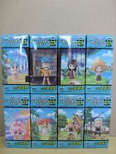Banpresto One Piece World Collectible Figure WCF Vol 27 Zoro Franky Kid Set of 8