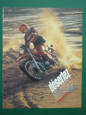 5/1980 PUB MOTO HONDA XL 500 S TRAIL 4 TEMPS MOTORCYCLE ORIGINAL FRENCH AD