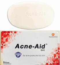 100 GRAMS OF STIEFEL ACNE AID SOAP BAR DEEP PORE CLEANSING PIMPLE OILY SKIN FACE
