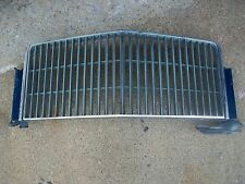 1980-1982 Cadillac Seville Factory GM Grille