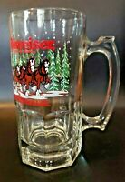 Anheuser-Busch,Inc. King of Beer, Budweiser '89 Christmas Holiday Clydesdales