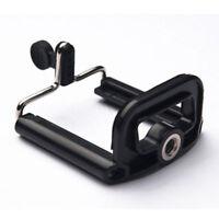 Clip Bracket Holder Monopod Tripod Mount Adapter for iPhone X SE 6 6S 7 8 Plus