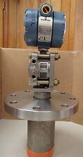 NEW ROSEMOUNT PRESSURE TRANSMITTER W/ SENSOR 1151LT5GB6G22SW6 10-50mA 85VDC