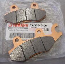 Genuine Yamaha YFM700 Grizzly Front Brake Disc Pad Set (2006 on) 1S3-W0045-00