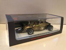 1:43 Spark Team Lotus 56B Emerson Fittipaldi Italian GP Monza 1971 S1766