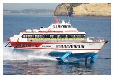 rp8033 - Hydrofoil Ferry - Aldebaran - photo 6x4