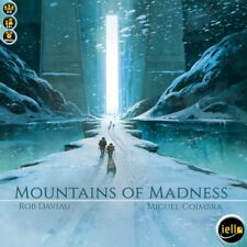 IELLO Mountains of Madness Cooperative Strategy Game
